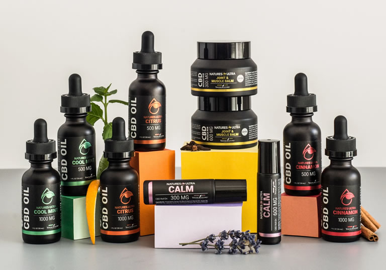 Order Young Living Nature's Ultra CBD Oil
